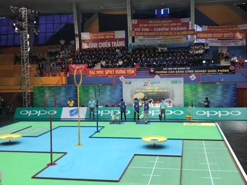 Khai mạc vòng loại Robocon Việt Nam 2018 khu vực phía Bắc
