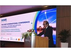 Hội nghị Quốc tế lần thứ nhất về Vật liệu, Máy và Phương pháp Phát triển Bền vững (MMMS2018)