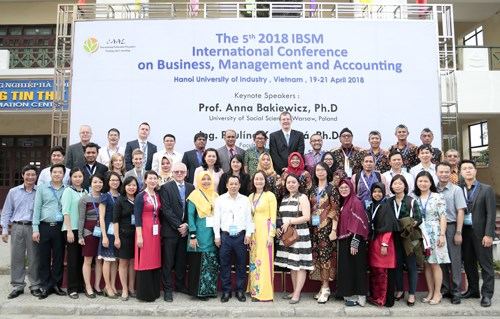 Khai mạc hội thảo quốc tế IBSM lần thứ 5