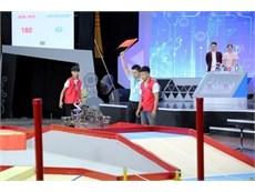 """Robocon Đại học Công nghiệp Hà Nội tham dự vòng Chung kết toàn quốc Cuộc thi """"Sáng tạo Robot Việt Nam 2019"""""""