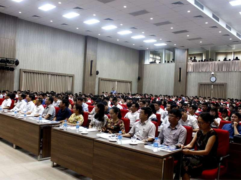 Hội nghị Tổng kết và Trao giải Sinh viên nghiên cứu khoa học - Lần thứ X