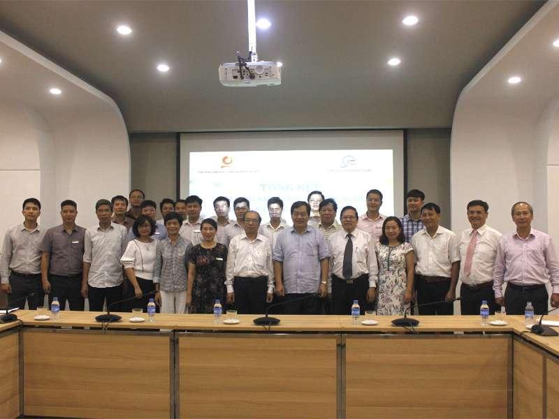 Hội nghị Khoa học và Công nghệ toàn quốc về Cơ khí lần thứ V tại Đại học Công nghiệp Hà Nội thành công tốt đẹp