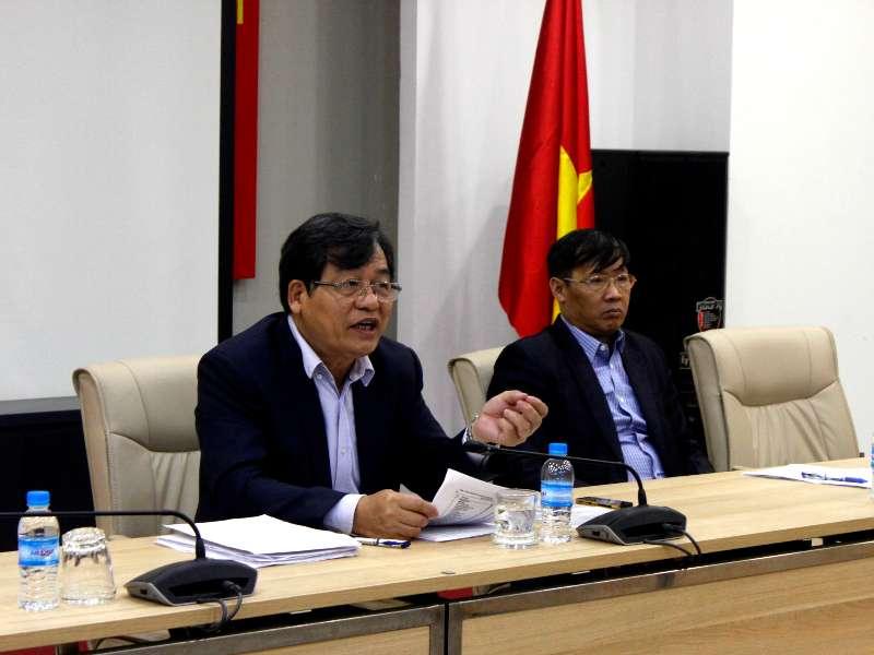Thông báo kết quả xét đề nghị bổ nhiệm chức danh Phó giáo sư của Hội đồng Khoa học & Đào tạo Trường Đại học Công nghiệp Hà Nội, năm học 2019-2020