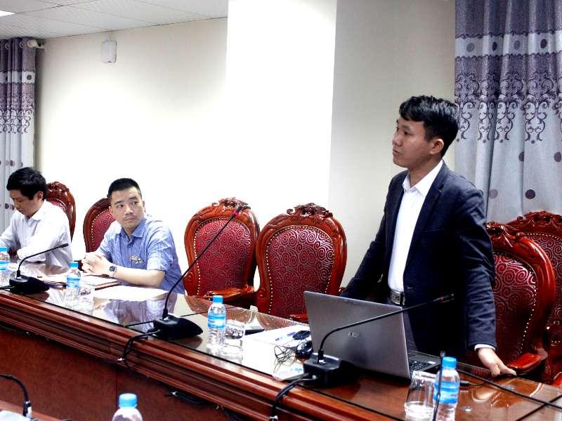 """Nghiệm thu cơ sở đề tài NCKH tỉnh Hòa Bình: """"Nghiên cứu xây dựng quy trình bảo quản cam Cao Phong tại tỉnh Hòa Bình bằng màng phủ sinh học"""""""
