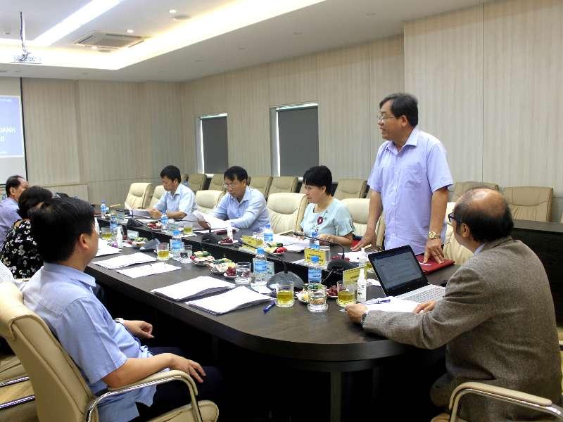 Hội đồng Giáo sư cơ sở Trường Đại học Công nghiệp Hà Nội tổ chức xét đạt tiêu chuẩn chức danh Phó giáo sư năm 2020