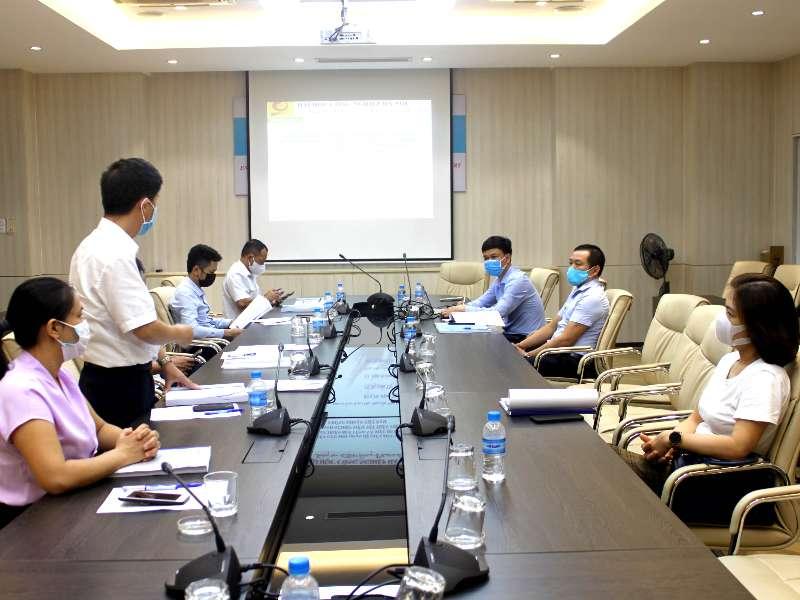 """Nghiệm thu đề tài NCKH cấp trường: ''Nghiên cứu mối quan hệ giữa mức độ công bố thông tin phát triển bền vững và hiệu quả kinh doanh của các doanh nghiệp niêm yết trên thị trường chứng khoán Việt Nam """""""