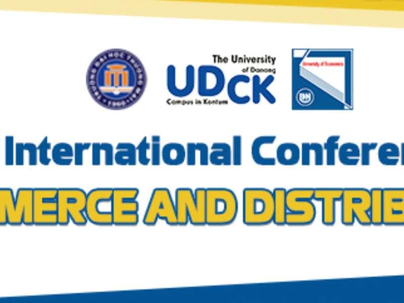 """Thư mời viết bài tham dự Hội thảo khoa học quốc tế """"Thương mại và phân phối"""" lần thứ 3 năm 2022 (Commerce and Distribution - Codi 2022)"""